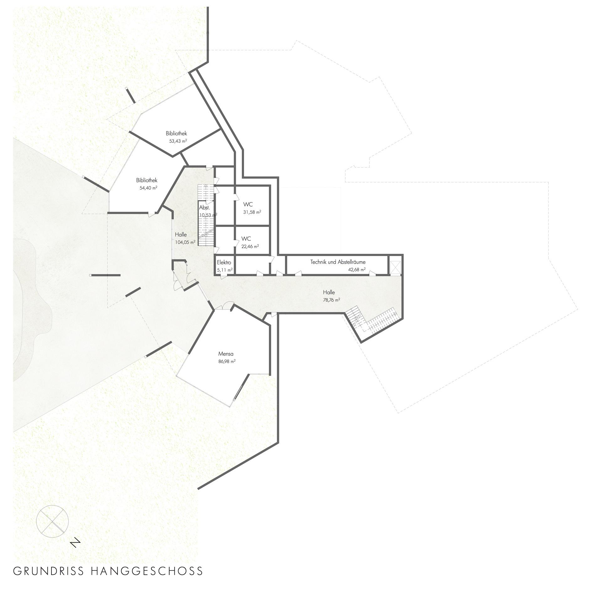 Architektenbuero WB Steinrausch_Grundriss KG