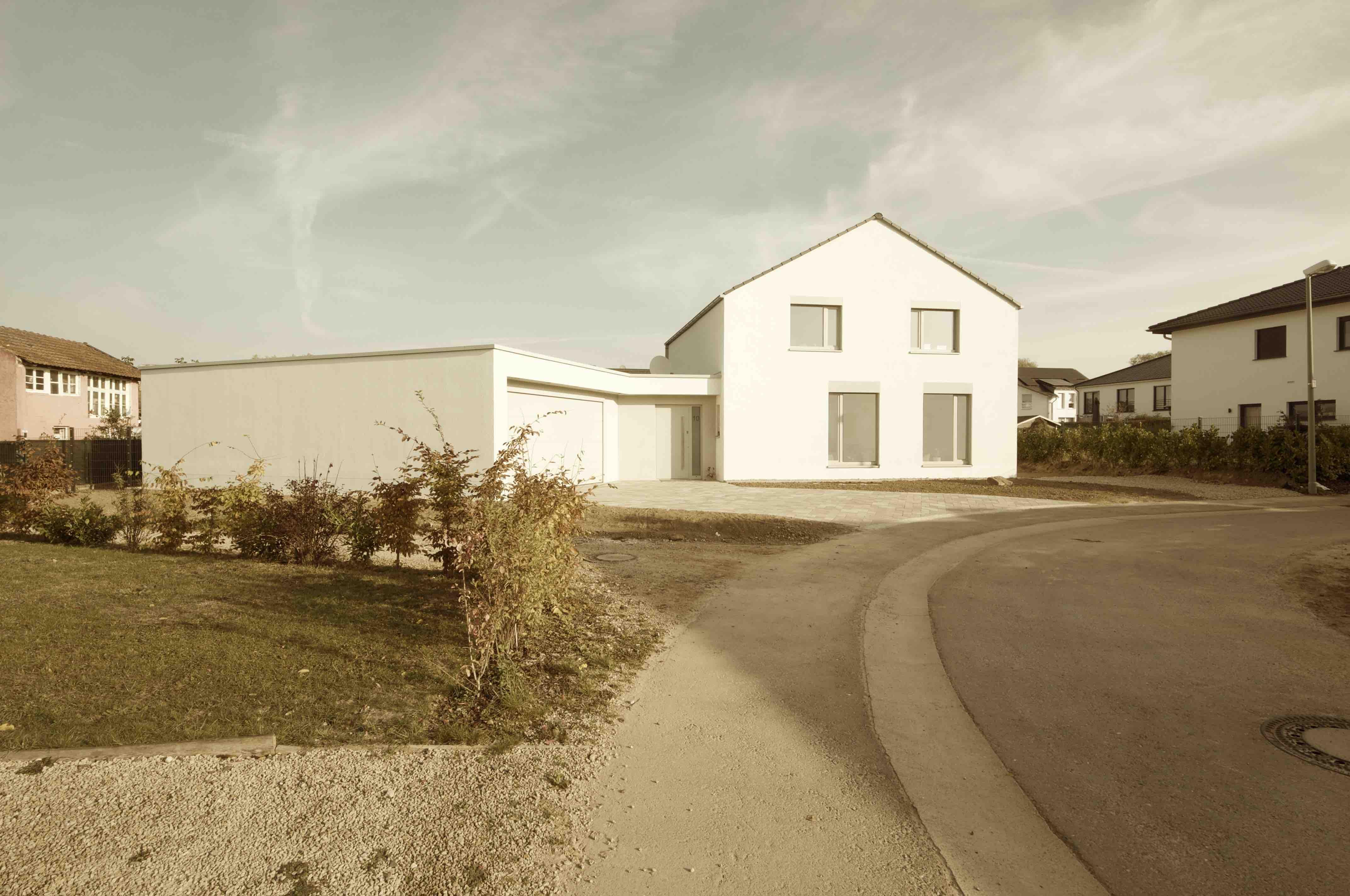ARCHITEKTENBUERO KFW40 PERL Einfamilienhaus in Perl 1 s