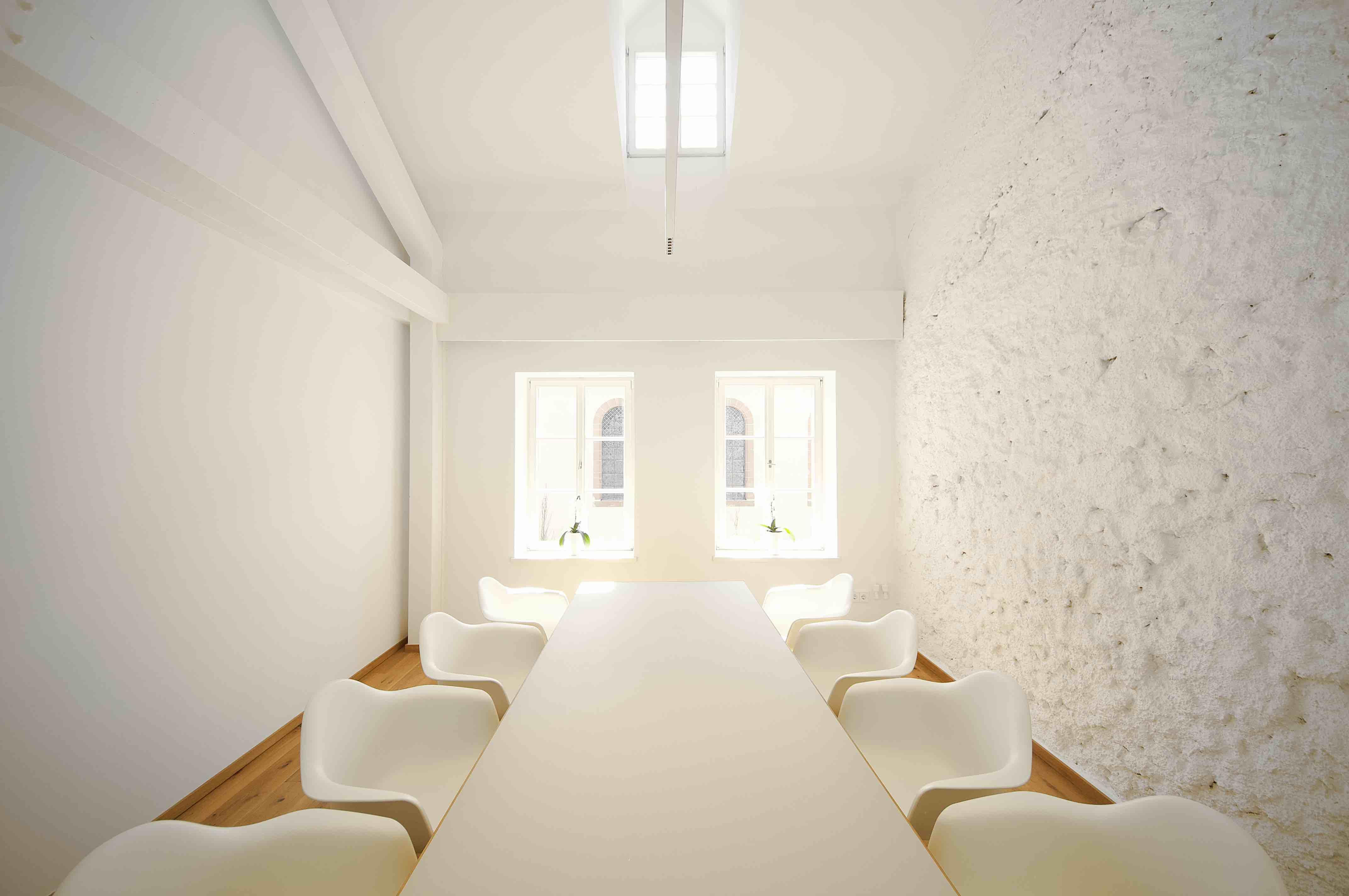 ARCHITEKTENBUERO Büro in Remich Besprechungsraum 2