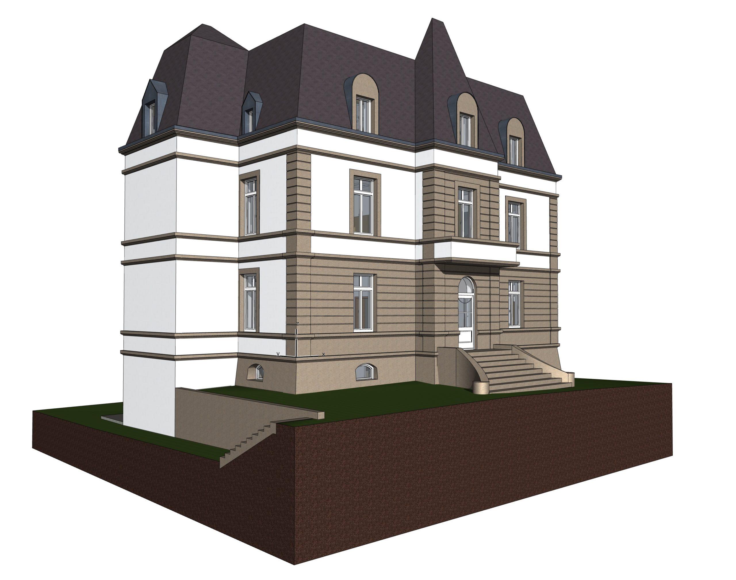 Villa Koch West Viso